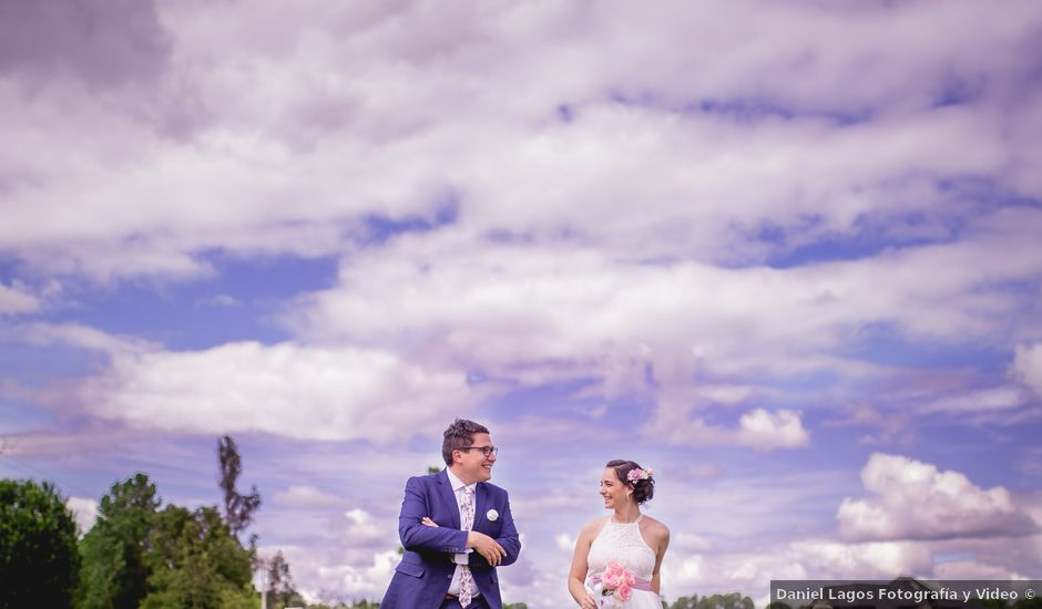 El matrimonio de Nicolás y Francisca en Osorno, Osorno