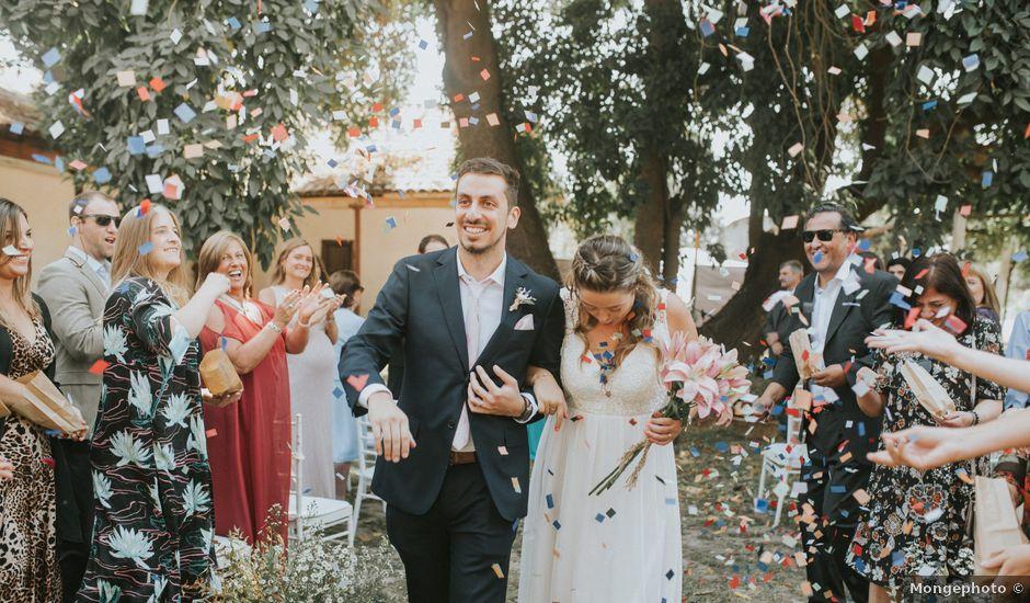 El matrimonio de Daniel y Valentina en Calera de Tango, Maipo