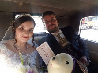 El matrimonio de Mauricio y María Paz 2