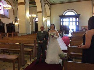 El matrimonio de Mauricio y María Paz 3