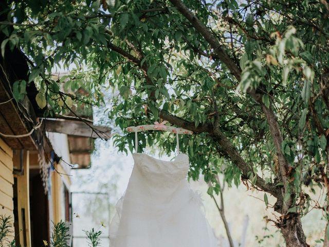 El matrimonio de Pedro y Valeska  en Las Cabras, Cachapoal 3