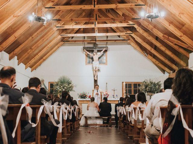 El matrimonio de Pedro y Valeska  en Las Cabras, Cachapoal 6