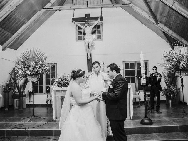 El matrimonio de Pedro y Valeska  en Las Cabras, Cachapoal 7