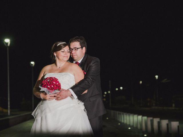 El matrimonio de Valeska  y Pedro