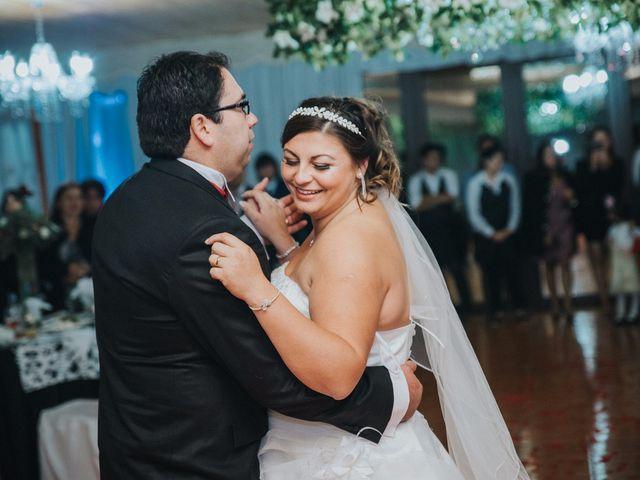 El matrimonio de Pedro y Valeska  en Las Cabras, Cachapoal 8