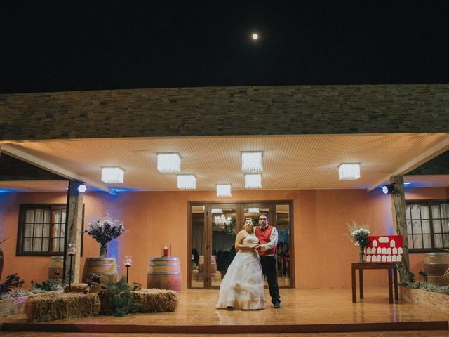 El matrimonio de Pedro y Valeska  en Las Cabras, Cachapoal 10