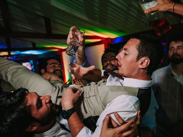 El matrimonio de Philippe y Fran en Santiago, Santiago 14