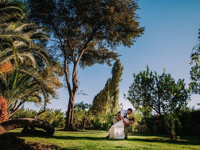 El matrimonio de Philippe y Fran en Santiago, Santiago 20