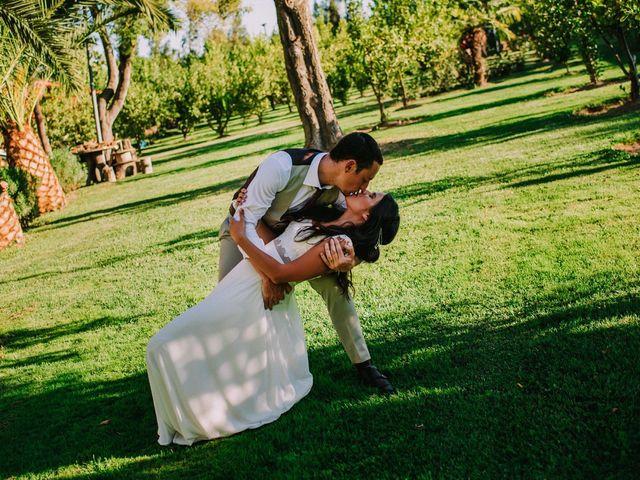 El matrimonio de Philippe y Fran en Santiago, Santiago 22