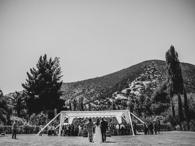 El matrimonio de Philippe y Fran en Santiago, Santiago 31