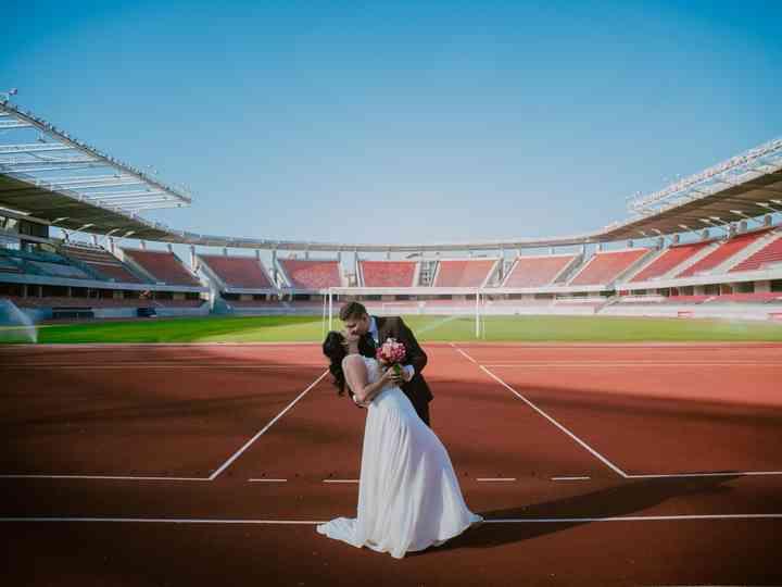 El matrimonio de Javiera y Patricio