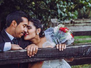 El matrimonio de Katherine y José 2