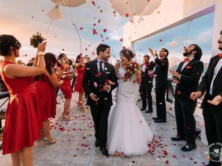 El matrimonio de Gianina  y Andrés  1