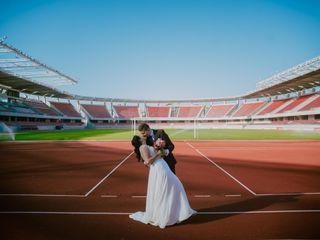 El matrimonio de Javiera y Patricio 1