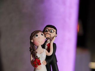 El matrimonio de Jennifer y Claudio 1