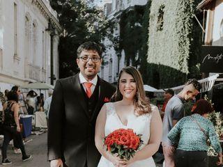 El matrimonio de Jennifer y Claudio 3