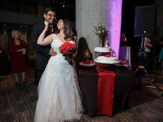 El matrimonio de Jennifer y Claudio