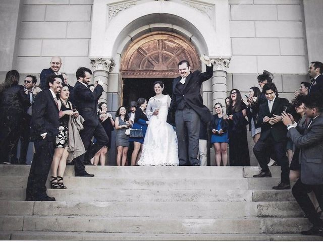 El matrimonio de Alvaro y Montserrat en Valparaíso, Valparaíso 7