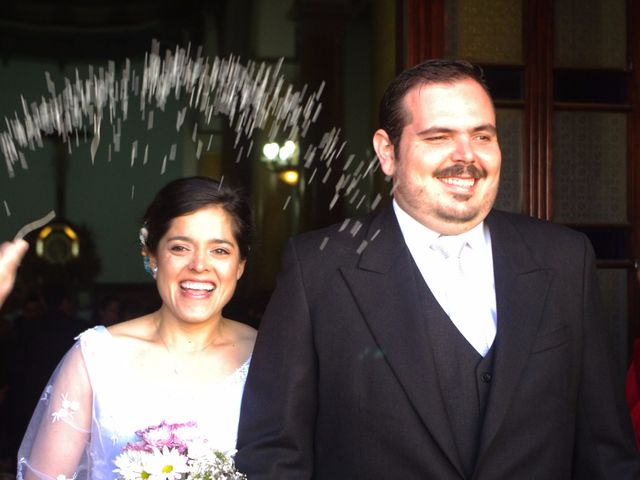 El matrimonio de Montserrat y Alvaro
