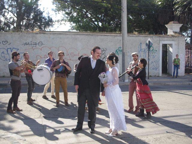 El matrimonio de Alvaro y Montserrat en Valparaíso, Valparaíso 8