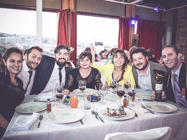 El matrimonio de Alvaro y Montserrat en Valparaíso, Valparaíso 12