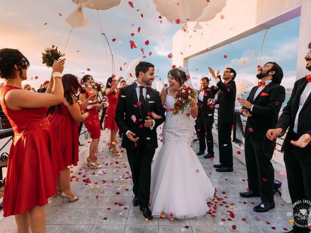 El matrimonio de Gianina  y Andrés