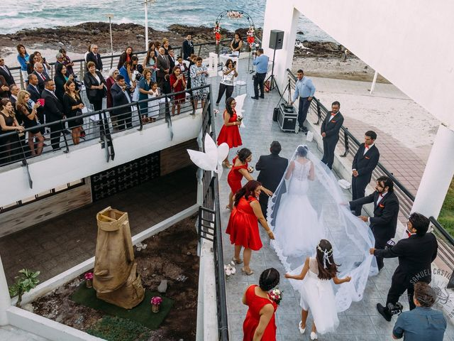 El matrimonio de Andrés  y Gianina  en Antofagasta, Antofagasta 8