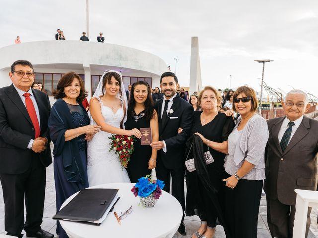 El matrimonio de Andrés  y Gianina  en Antofagasta, Antofagasta 16