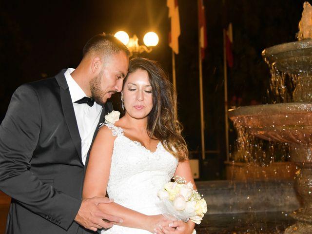 El matrimonio de Lorena y Manuel