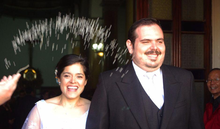 El matrimonio de Alvaro y Montserrat en Valparaíso, Valparaíso