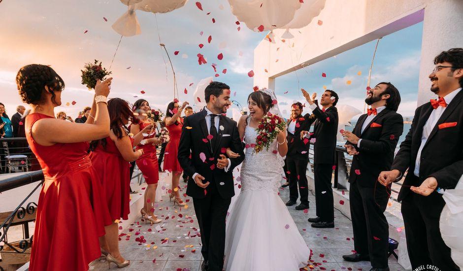El matrimonio de Andrés  y Gianina  en Antofagasta, Antofagasta