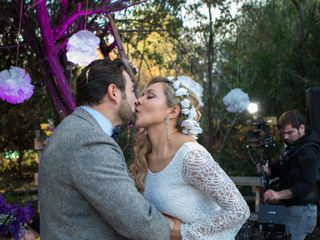 El matrimonio de Stephanie y Christian