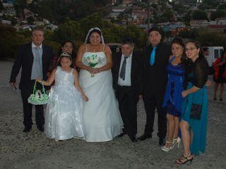 El matrimonio de Alicia y Daniel 1