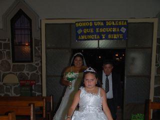 El matrimonio de Alicia y Daniel 2
