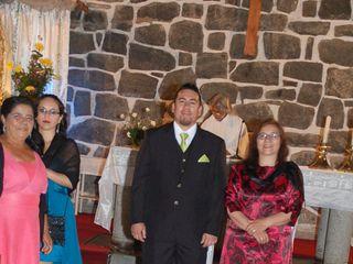 El matrimonio de Alicia y Daniel 3