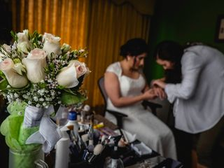 El matrimonio de Fernanda y Carlos 2