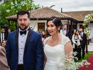 El matrimonio de Fernanda y Carlos