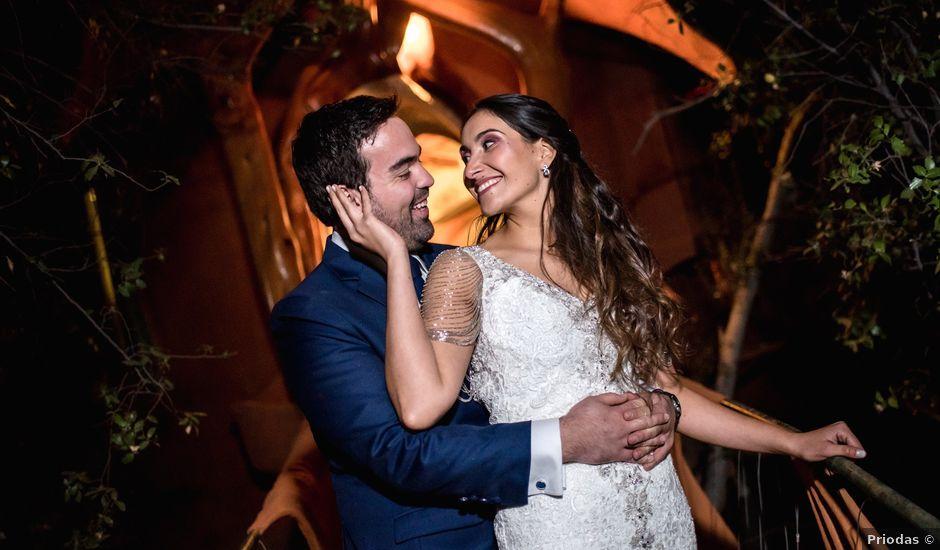 El matrimonio de Jorge y Naty en Santiago, Santiago