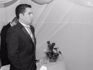 El matrimonio de Yelika y Nicolás 1