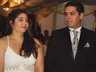 El matrimonio de Yelika y Nicolás