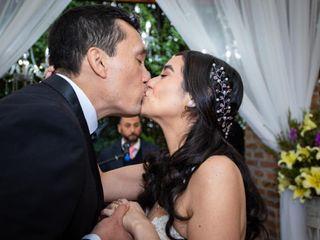 El matrimonio de Catalina y Roberto 2