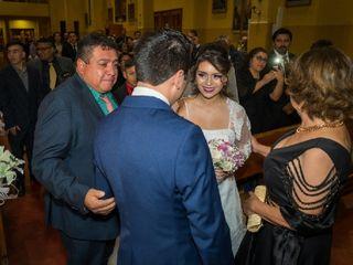 El matrimonio de Nicole y Óscar 2