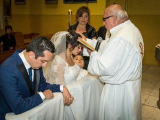 El matrimonio de Nicole y Óscar 1