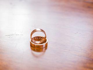 El matrimonio de Génesis y Sebastián 2