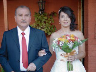 El matrimonio de Jennifer y Juan Carlos 1