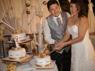 El matrimonio de Jennifer y Juan Carlos