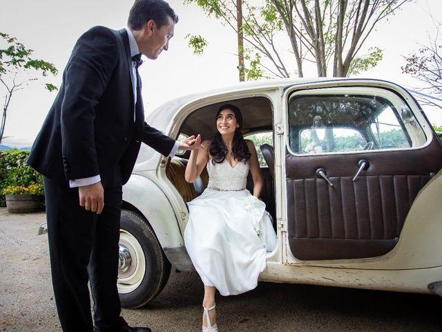El matrimonio de Roberto y Catalina en Graneros, Cachapoal 1