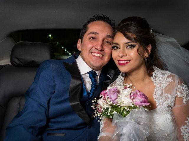 El matrimonio de Nicole y Óscar