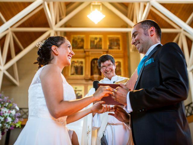 El matrimonio de Viviana y Fransico