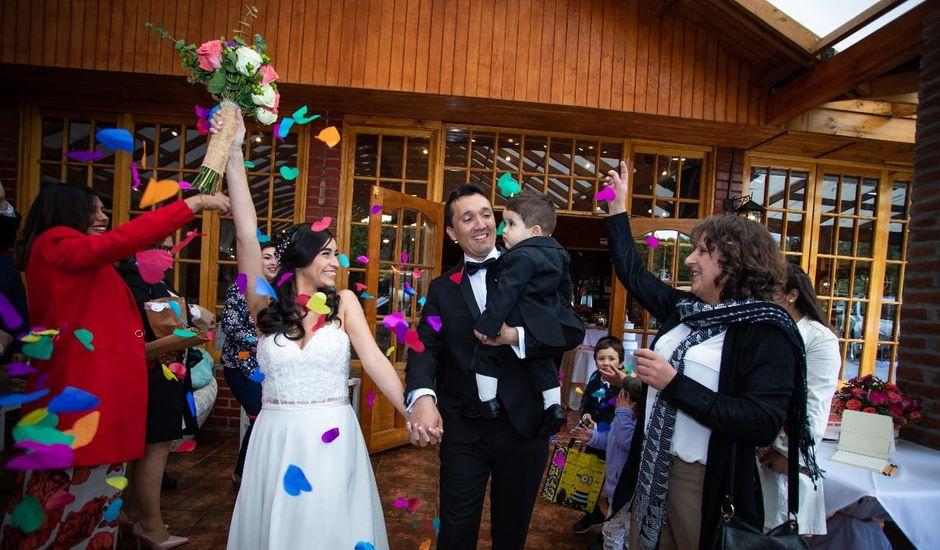 El matrimonio de Roberto y Catalina en Graneros, Cachapoal
